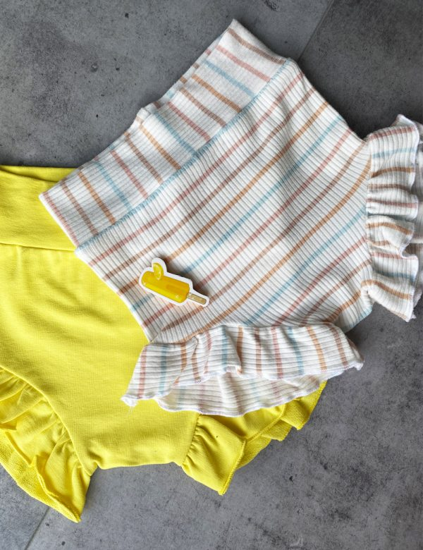 шортики для девочки по выкройке панталончиков